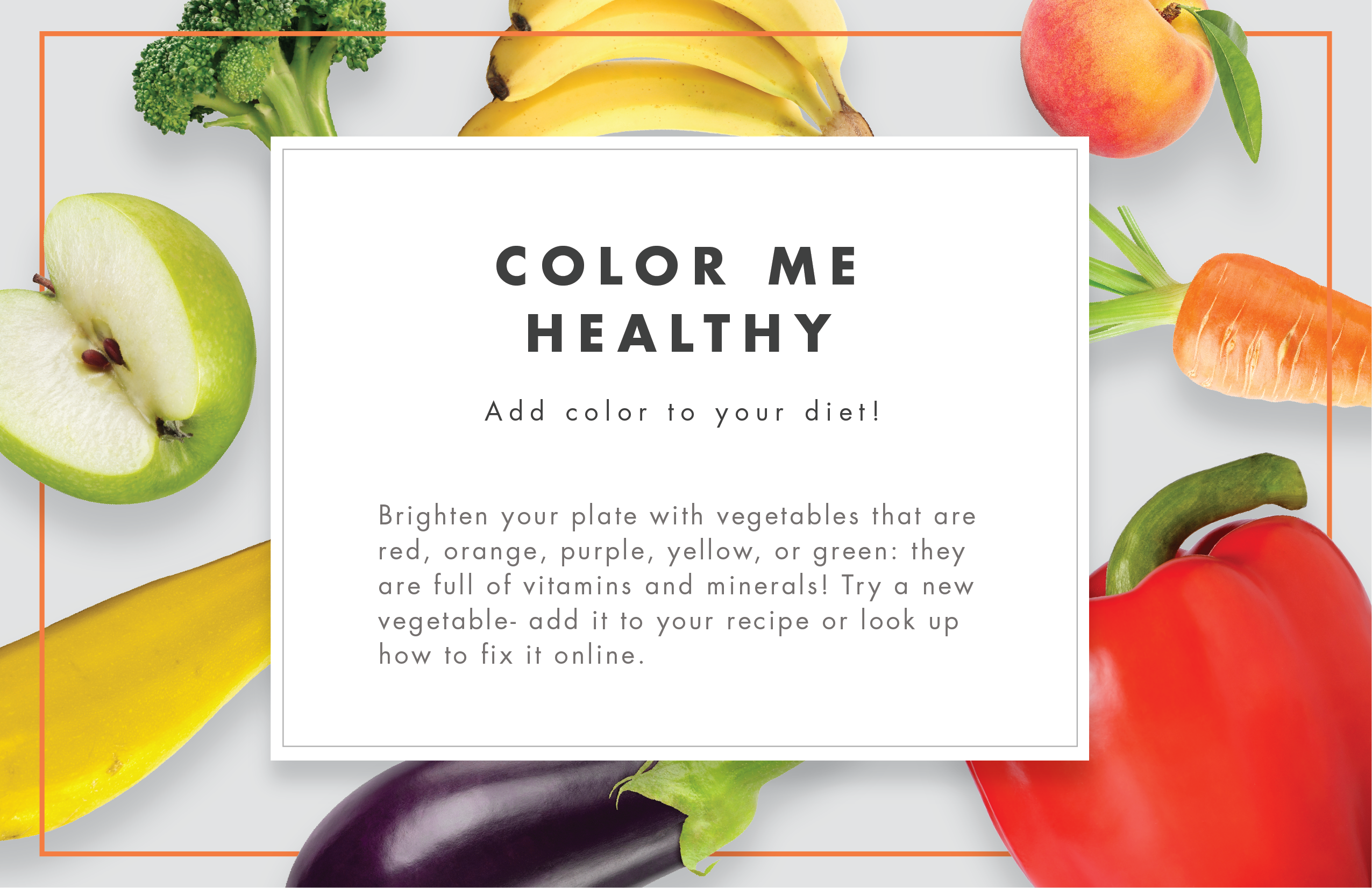 Color Me Healthy
